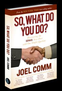 So, What Do You Do? Cover