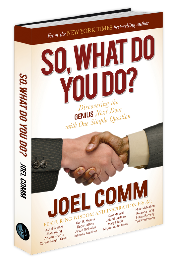 So, What Do You Do? Cover