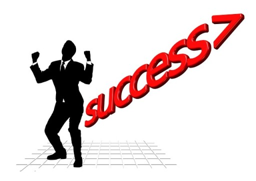 Successful goal setting virtually guarantees success
