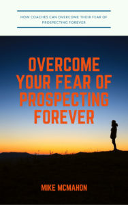 Book Cover How To Overcome Your Fear Of Prospecting
